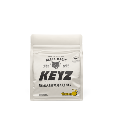 KEYZ Rapid Recovery Agent Single Serving Packet