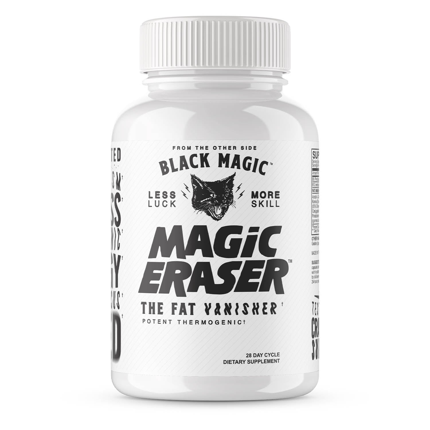Magic Eraser Potent Thermogenic