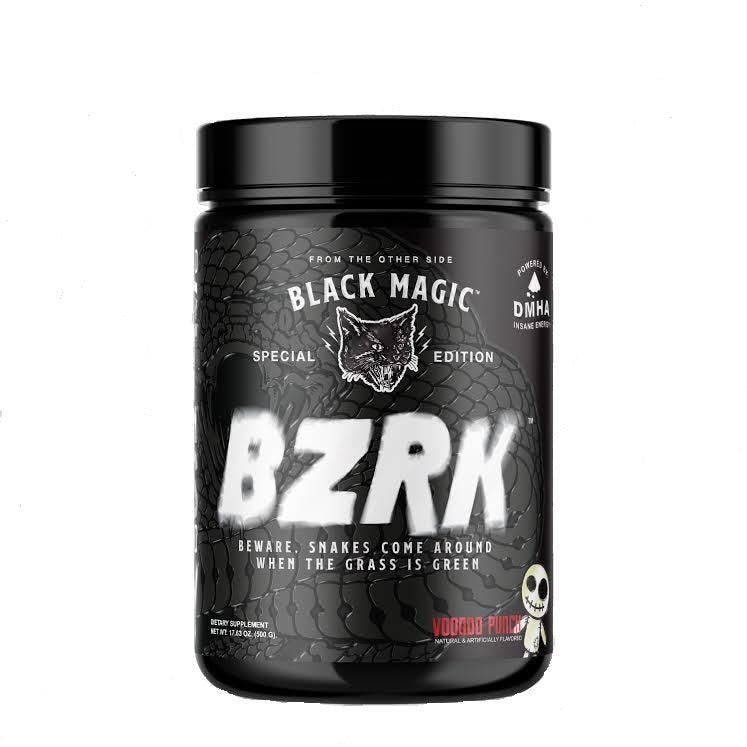 Limited Edition BZRK Premium Pre-Workout