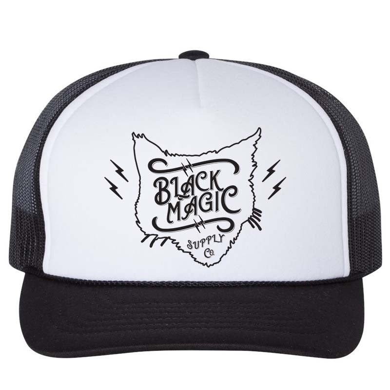 Black Magic Supply Limited Edition Snapback Hat