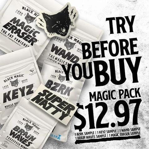 Magic Pack Sample Set