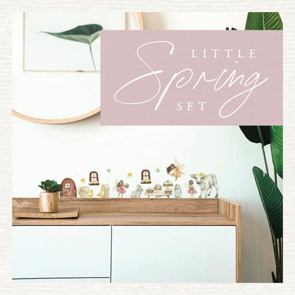 The Little Spring Set