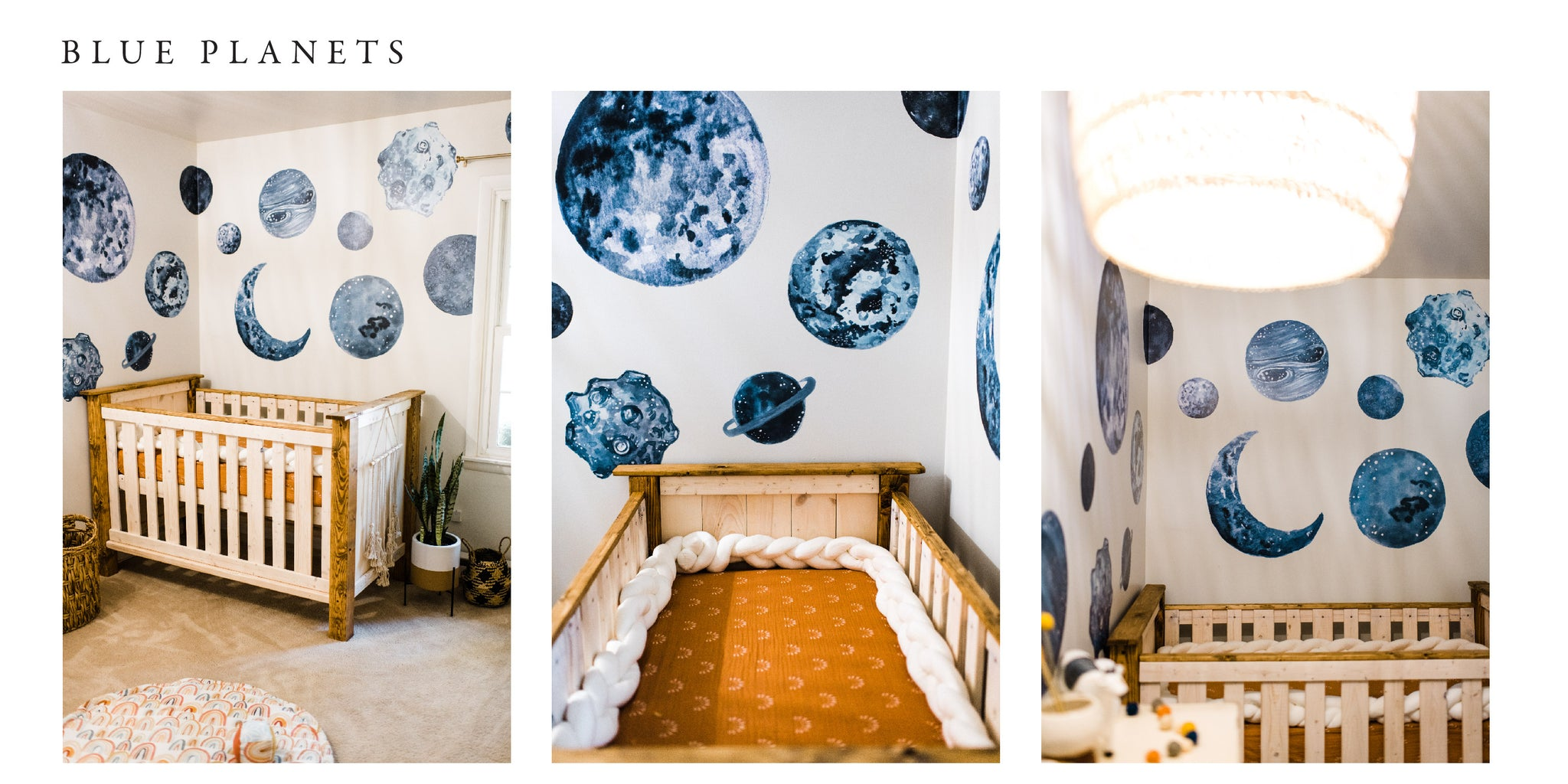Wallpaper with celestial bodies