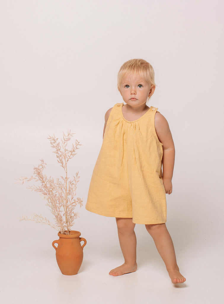 Tallow Onesie ~ Golden