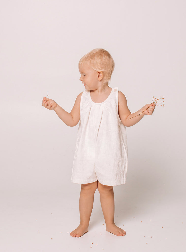 Tallow Onesie ~ White