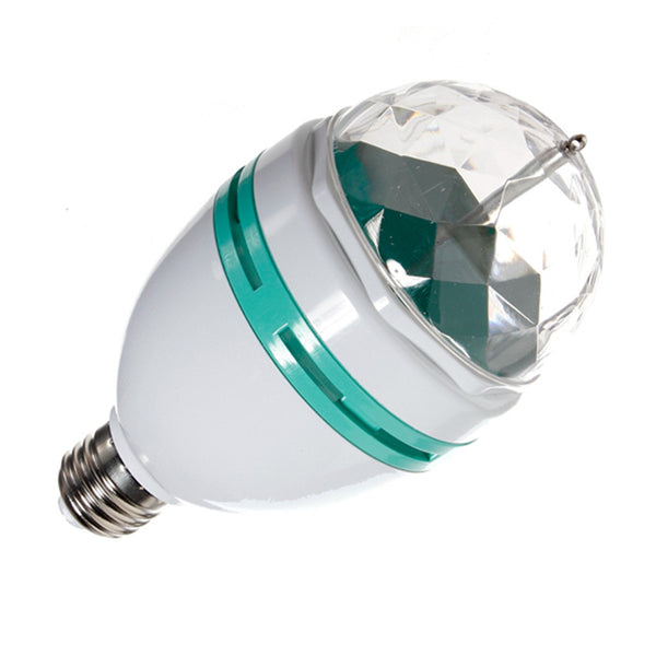 LED Colorful Disco Party Light Bulb