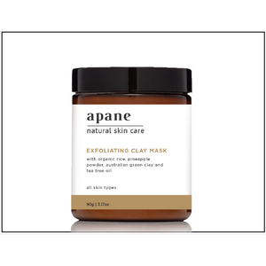 apanewellbeing - EXFOLIATING CLAY MASK - Apane Natural Skin Care - Skin Care