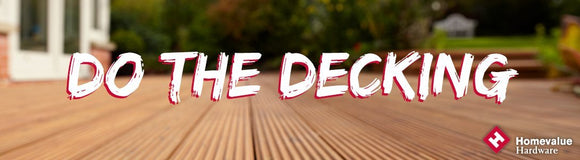 Do The Decking - With Ronseal | Sheahan's Homevalue Nenagh