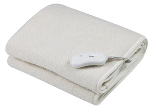 Electric Fleece Under Blanket Double