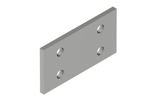 190mm 4 Holes Cap Plate
