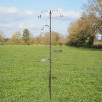Traditional Bird Feeding Station