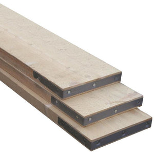 Scaffold Plank Banded & Graded 2420 X 225 X 63mm - Sheahan's Homevalue Hardware