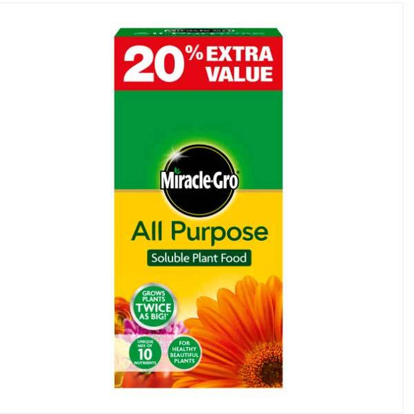 Miracle-Gro All Purpose Plant Food 1.2Kg