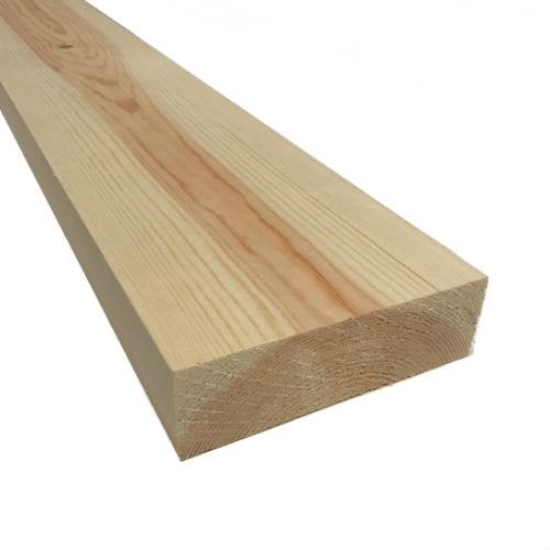 White Deal Planed Timber 150 x 44 mm
