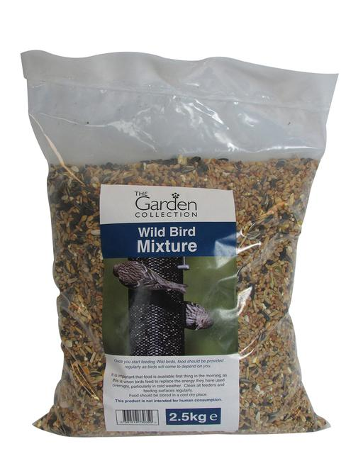 2.5kg Wild Bird Mix - Sheahan's Homevalue Hardware