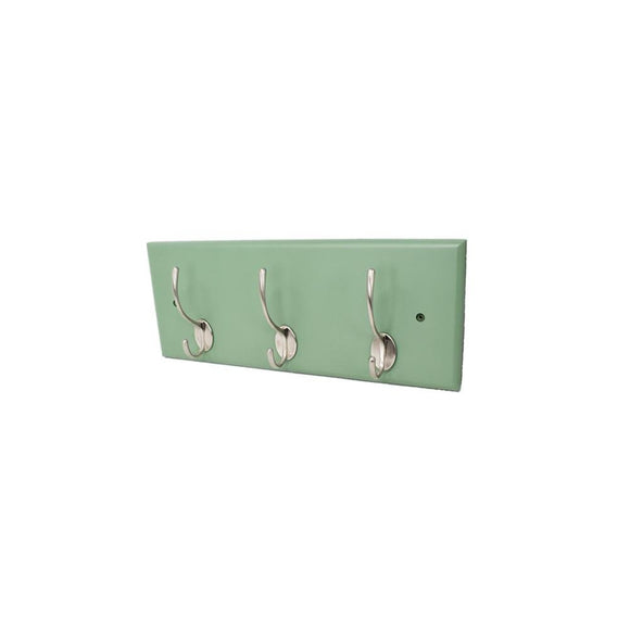 Harcourt Large 3 Coat Hooks Available In 3 Colours