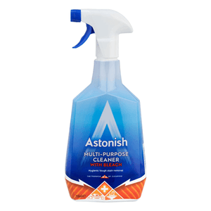 Astonish Multi-Purpose Cleaner With Bleach 750ml