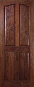 NM2 Solid Walnut Door