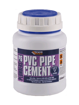 PVC Pipe Cement 250ml
