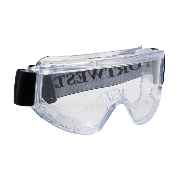 Portwest Comfort Fit Wide vision Goggle - Sheahan's Homevalue Hardware