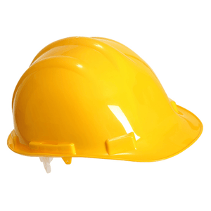 Portwest Standard Safety Helmet Yellow - Sheahan's Homevalue Hardware