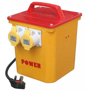 POWER 3.3KVA TRANSFORMER 2 OUTLET