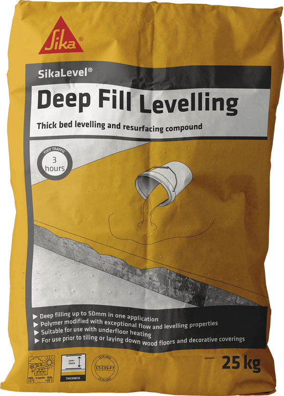 Deep Floor Leveling Compound 25 Kg Bag