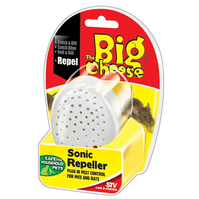 Big Cheese Sonic Repeller