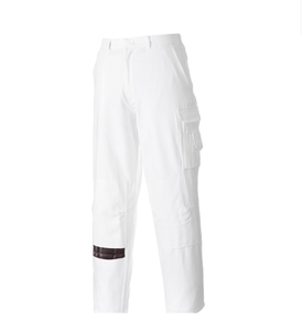 Portwest Painter Trousers White