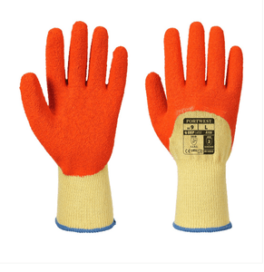 Portwest Grip Gloves Orange