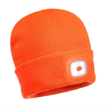 Beanie With Rechargeable LED Headlight - Sheahan's Homevalue Hardware