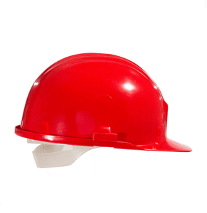 Portwest Standard Safety Helmet Red