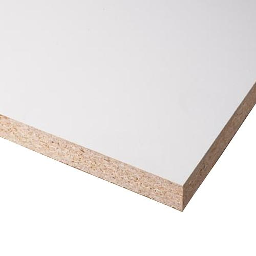 18mm 2 Side White Chipboard