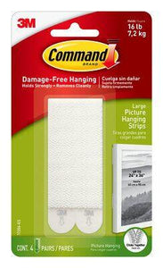 Command™ Large Picture Hanging Strips - Sheahan's Homevalue Nenagh