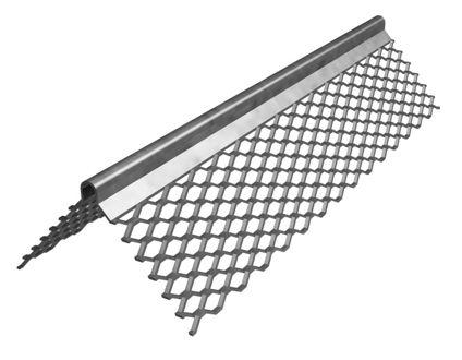 Mini Mesh Galvanized Angle Bead 9 Foot