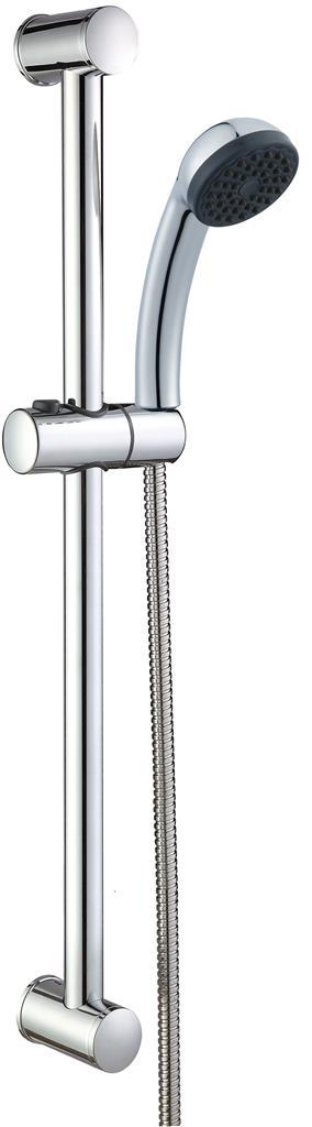 EuroShowers EasySpray Chrome Shower Rail Kit