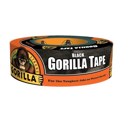 Gorilla Tape Black 9 Metre - Sheahan's Homevalue Nenagh