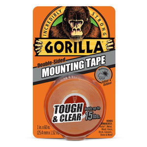 Gorilla Tape Mounting Tape - Sheahan's Homevalue Nenagh