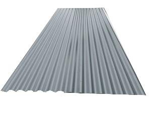 Grey Corrugated Roof Sheeting 3.05 Metres