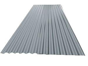 Grey Corrugated Roof Sheeting 2.44 Metres