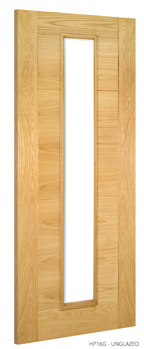 HP16G Unglazed Oak Door