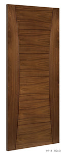 HP18 Solid Walnut Door