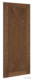HP35 Solid Walnut Door