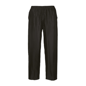 Portwest Classic Rain Trouser Navy Large - Sheahan's Homevalue Hardware