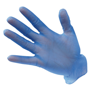 Portwest Disposable Vinyl Gloves Box Of 100 - Sheahan's Homevalue Hardware