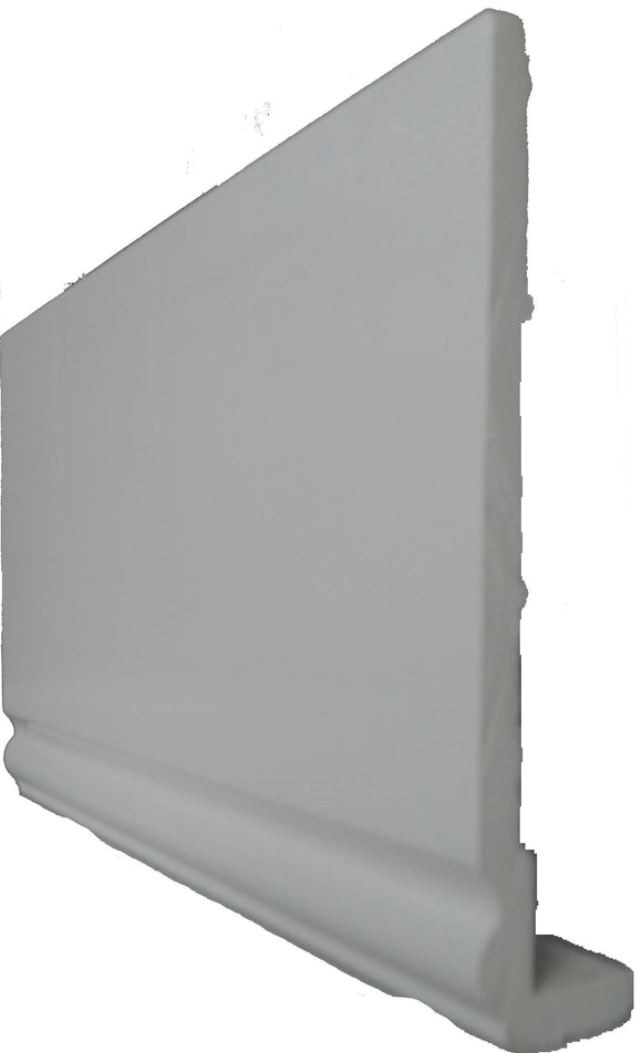Pvc Moulded Fascia White 175mm