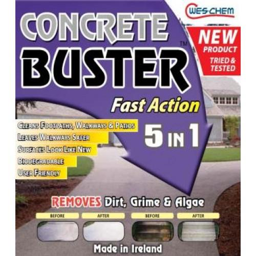 Concrete Buster