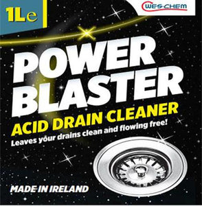 Power Blaster Drain Cleaner