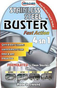 Stainless Steel Buster 750Ml