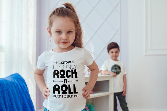 Rock n Roll Kids Shirts Rock Kids tshirt Toddler